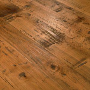 Cherry Wood Shade Rustic