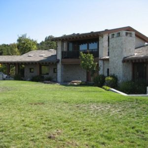 Palo Alto, Private house