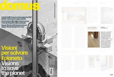 Mag.i.co su Domus di Febbraio 2019