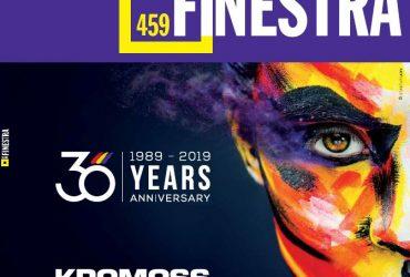 """Articolo su """"FINESTRA"""" – Agosto 2019"""