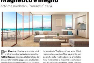 """Fabbio Design on """"Serramenti, Design & Componenti"""" – December 2020"""